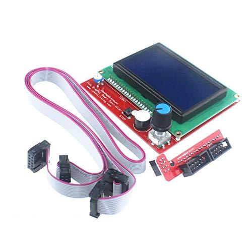 Organizer 12864 LCD Full Graphic Smart Display Controller for RepRap RAMPS 1.4 3D Printer Mendel Prusa Arduino Mega Pololu Shield Arduino RepRap
