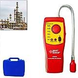 CROWNXZQ Rilevatore di propano di Gas Naturale Sniffer di Gas combustibile Esplosivo, Monitor di...