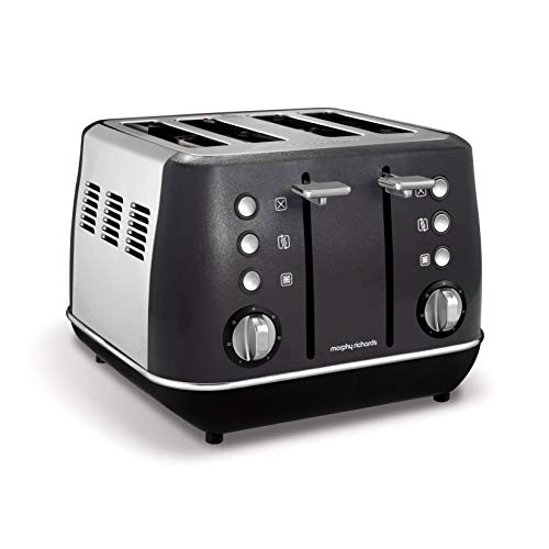 Morphy Richards 240105 240108/09/05/07/06 Evoke, 1800 W, 2.35 kilograms, Noir