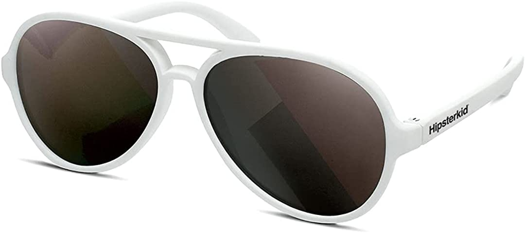 Hipsterkid Baby Kids Aviator Sunglasses Tulsa Mall Protection - w Sta UV Large-scale sale