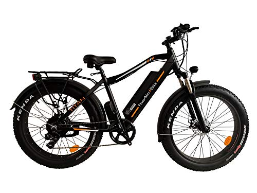 PowerMax Ebike 'Super Fast 1000W ebike with High Performance 48V Lithium ion Battery. Perfect ebike for City, Beach and Mountain Rides. Most Powerful Fat Tire ebike in 2020.