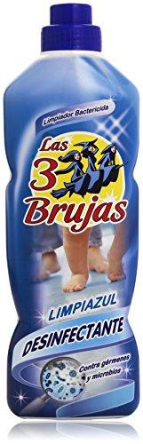 Las 3 Brujas - Limpiador bactericida desinfectante - Contra gérmenes