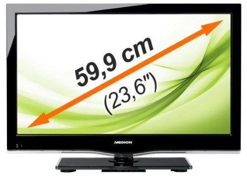 Medion Life P14075 59,9 cm (23,6 Zoll) Fernseher (Full HD, Triple Tuner)