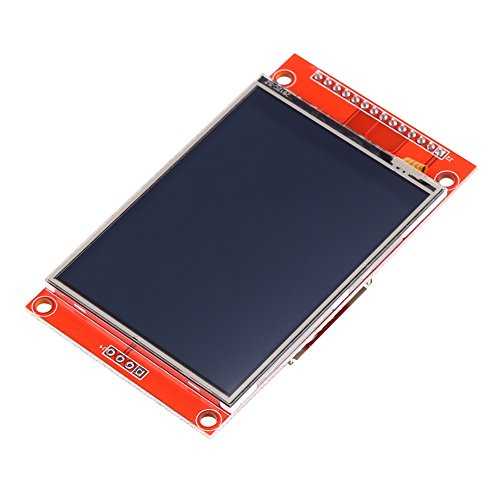 Walfront 2,8 Zoll 240 x 320 SPI TFT mit PCB Backplane LCD Serielle Schnittstelle Port Touch Panel Farbe-Display Modul 5 V / 3,3 V
