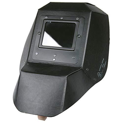 TOPEX Schweißschild | großes Sichtfenster | Schweißschirm | Schweißhelme | Schattierung nach DIN 6-14