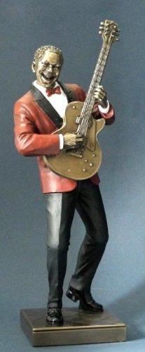 Le Monde du Jazz Jazz Musik Skulptur - Gitarre - Kollektion 76221