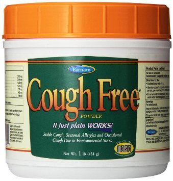 Farnam 1 Lb. Cough Free Stable Cough Powder