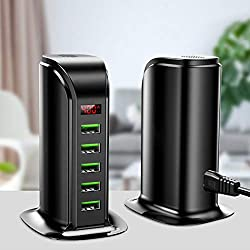 5-Port USB Charger - $10.99 (slow ship)