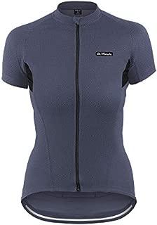 De Marchi Corsa Cycling Jersey Women's Corsa Cycling Jersey, Silver, Small