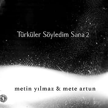 Türküler Söyledim Sana, Vol. 2