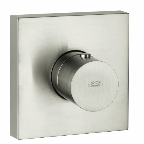 Hansgrohe 10755821 Axor Starck Thermostatic Trim, Brushed Nickel