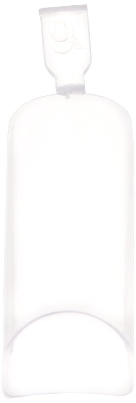 リッチ恐怖症ハンディNatural Field ネイルチップ クリアスクエア(フル)No. 6 50P レフィル