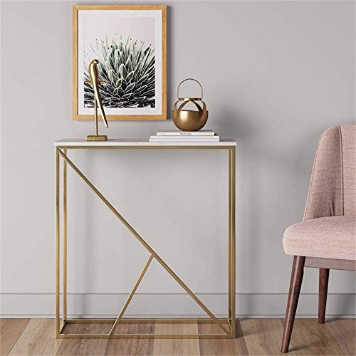 GONGFF Home Decoration Display Rack/Nordic Porch Tisch American Porch Cabinet Sofa Zurück EIN Paar einfache Hall Schränke Modern Porch Table Long Porch Table