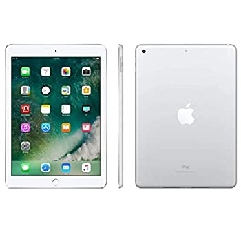 Apple iPad  5th Generation  WiFi  128GB Silver  2017 Model   Renewed
