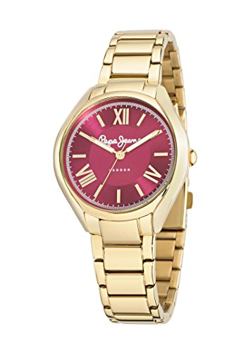 Pepe Jeans Orologio con Movimento al Quarzo Giapponese Woman ALICE 40.5 mm
