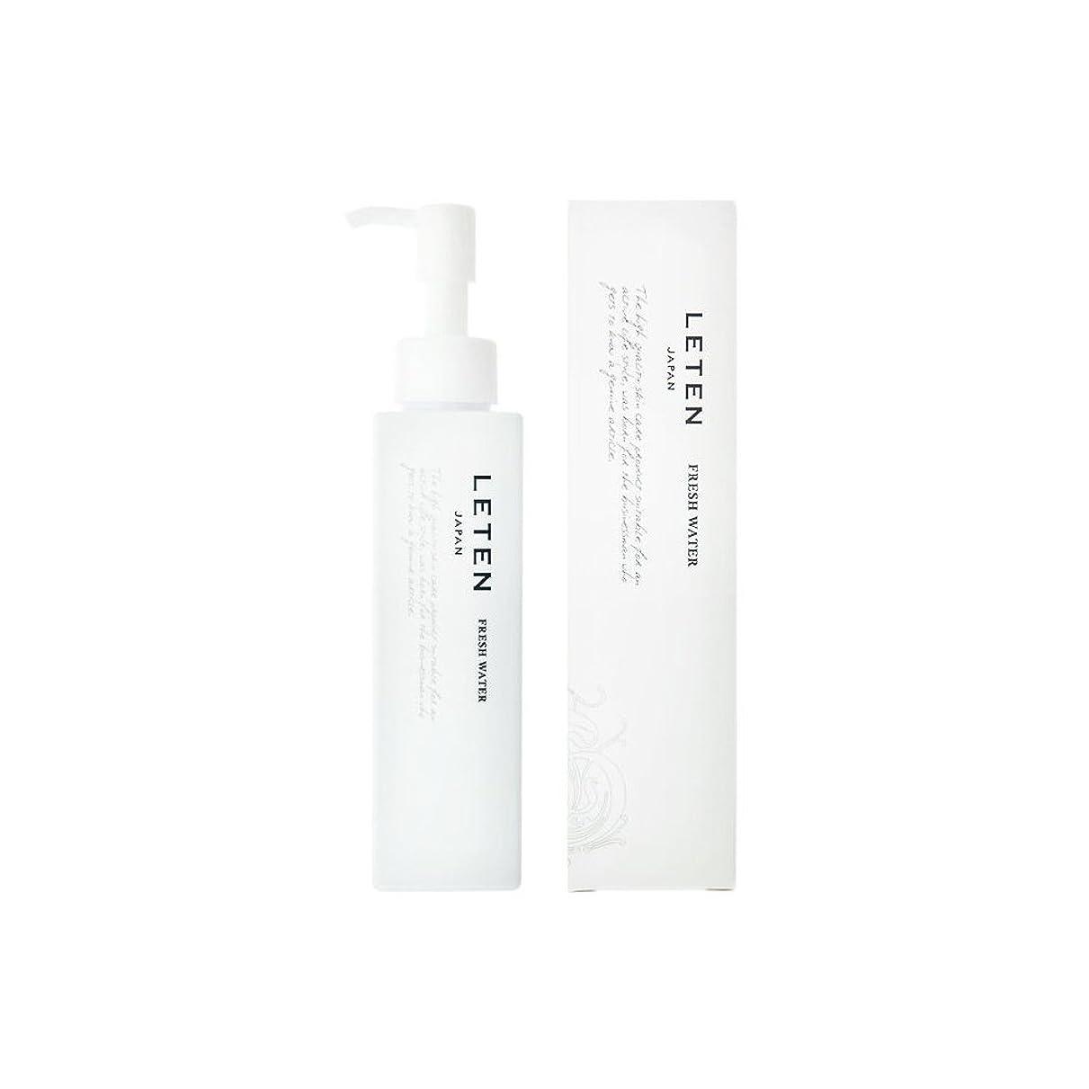 悪名高い日の出クールレテン (LETEN) フレッシュウォーター 150ml 化粧水 敏感肌