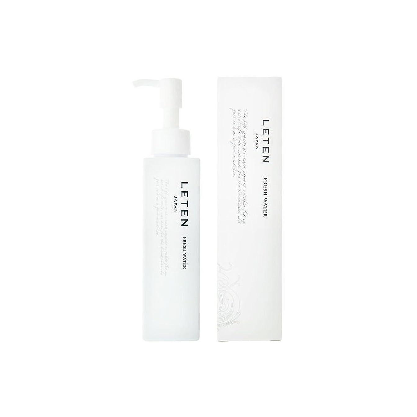 敬な単位栄養レテン (LETEN) フレッシュウォーター 150ml 化粧水 敏感肌
