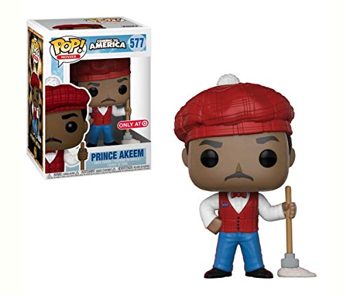 Funko - Figura de acción de la colección Coming To America-Prince Akeem Exclusive, Multicolor, 30804