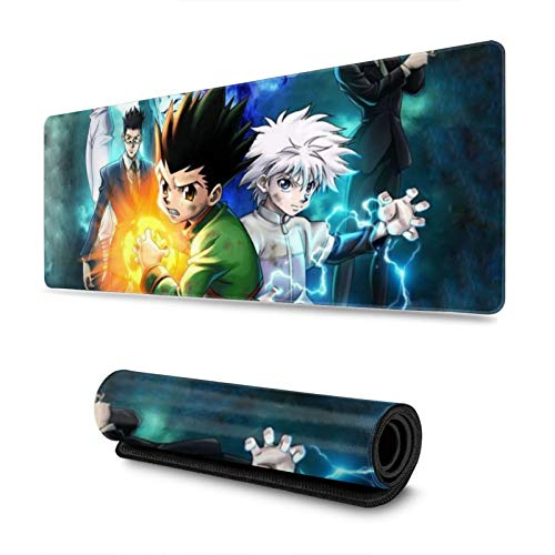 Hunter X Hunter Custom Mouse Pad Anime Mouse Pad Home Office Computer Gaming Mouse Pad