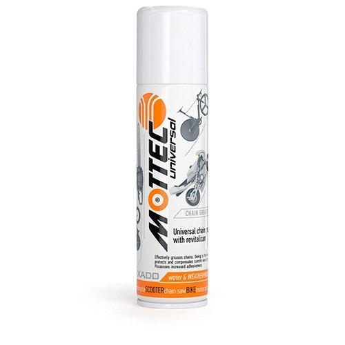 XADO Mottec Fahrrad Ketten-Schmierstoff mit Revitalizant gegen den Verschleiß, Schmiermittel für alle Bedingungen | Ketten-Öl | Kettenfett