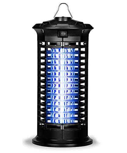 COSCOV Bug Zapper Electronic Mosquito Killer Lamp, Powerful Insect Killer Trap Light
