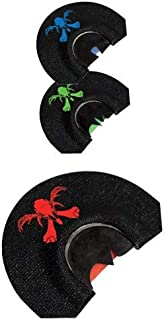Primos Hunting Hook Hunter Turkey Mouth Call (Pack of 2) and Hunting Hook Hunter Long Hook Upper Cut Turkey Mouth Call