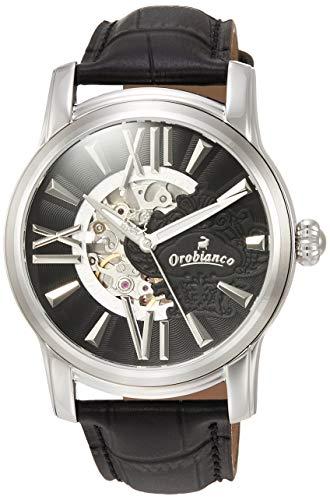 [オロビアンコ] 腕時計 OR0011-33 メンズ 正規輸入品 ブラック
