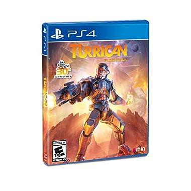 Turrican Flashback – PlayStation 4