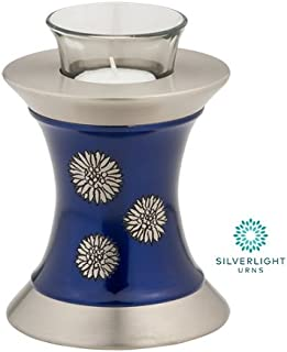 tealight candle urns