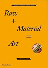 raw material art book