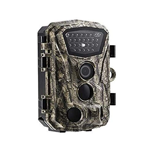 Sdesign Wildlife Kamera 18MP 1080P Hinterspiel-Kamera-Bewegung aktivierte Infrarot-Nachtsicht mit 2,4