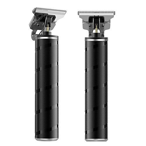 Xpreen - Cortapelos eléctrico para hombre, cortadora de pelo profesional, recortadora de pelo T-Blade Gritsy para hombre, eléctrico, recortadora de barba para contornos, pantalla LED, recargable