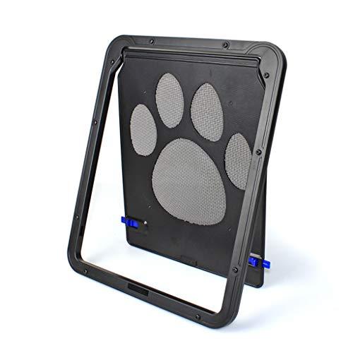 Cat Flaps Adapter Magnetische Huisdier Screen Deur Hond Raam Automatische Afsluitbare Poort Voor Interieur Exterieur