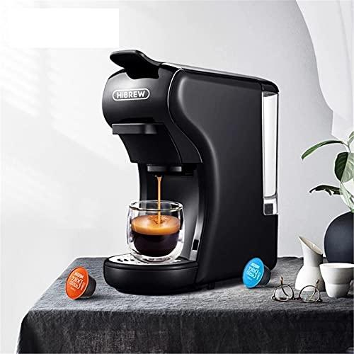 AOWU Cafetera4 En 1 Cápsula Múltiple Espresso Cafeterapara El Hogar