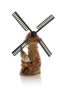 Premier Decorations BS141387 DY Solar Windmill