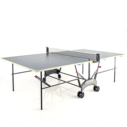 Kettler TT-Platte AXOS Outdoor 1 - Mesa de ping pong, color multicolor, talla standard