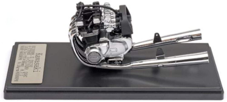 WITS Kawasaki KZ1000 MK.II Engine 1 12 Scale Diecast Model