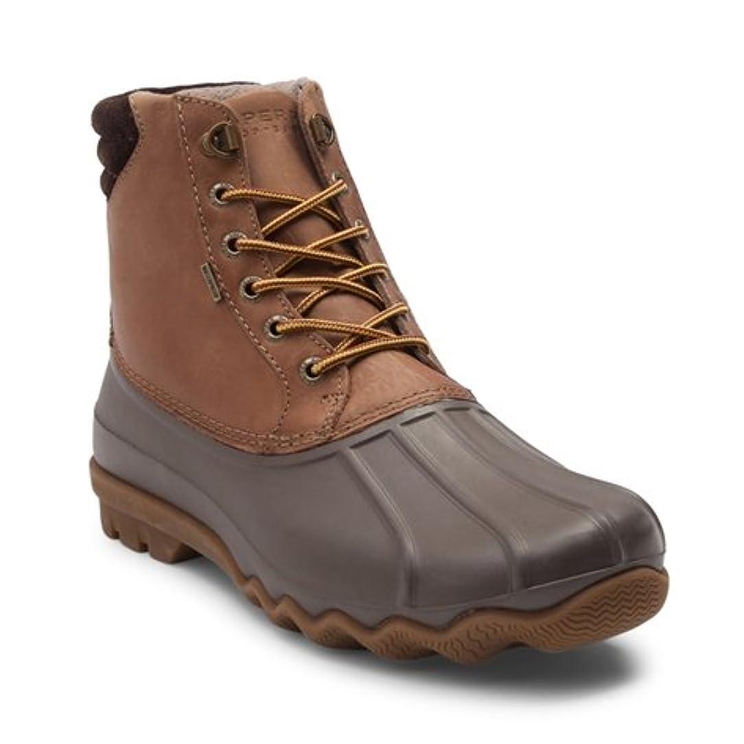 邪悪な仮定、想定。推測性格(スペリートップサイダー) SPERRY TOPSIDER 靴?シューズ レディースサンダル Mens Sperry Top-Sider Duck Boot Tan Tan タン US 8 (25cm)