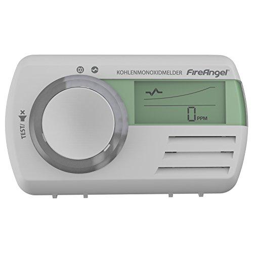 FireAngel Safety Technology Ltd. -  FireAngel Co-9D-Det