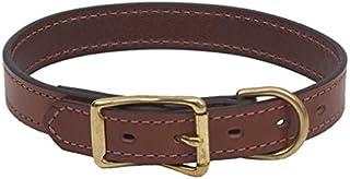Mendota Pet Standard Dog Collar, 1-Inch by 22-Inch, Chestnut