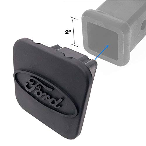 ford 2 hitch cover - 4