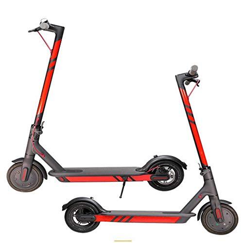 FiedFikt Autocollants réfléchissants pour scooter Xiaomi M365 M187