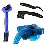 Goofly Bicycle Chain Cleaner Cycling Bike Machine Brushes Scrubber Wash Tool Cleaning Kit