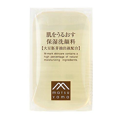 M mark moisten the skin moisturizing cleanser (japan import)