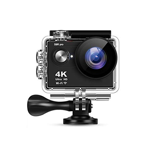 Movimiento de cámara S9 Pro Ultra HD 4K 30fps 16MP WiFi 2.0