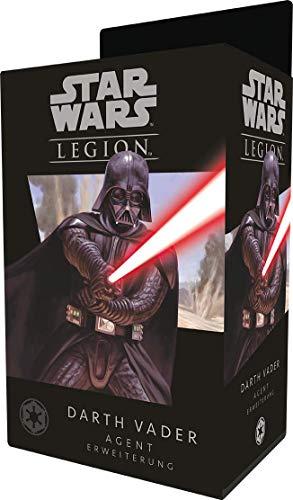 Legion FFGD4652 Asmodee Star Wars: Legion Darth Vader Erweiterung, Tabletop, Deutsch