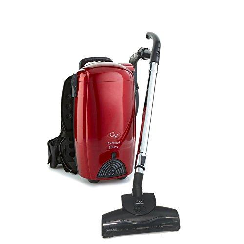 GV 8 Qt Lightweight Powerful HEPA Backpack Vacuum