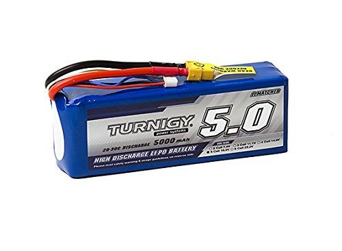 Turnigy 5000mAh 5S 20C Lipo Pack w/XT-60