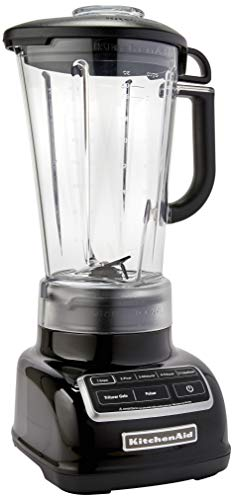 KitchenAid KUA15AE Liquidificador Diamond Onyx Black, Preto (Onyx Black)