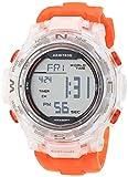 Armitron Sport Men's Digital Chronograph Translucent Resin Strap Watch, 40/8410